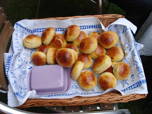 Traditional Danish bday rolls as per family recipe