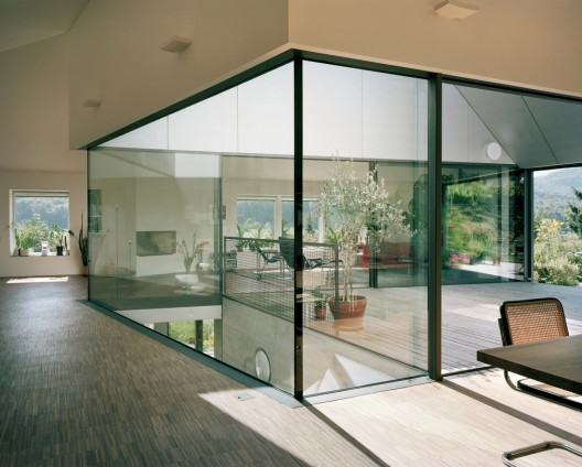 4 Lupsingen Country House - Glass Partition