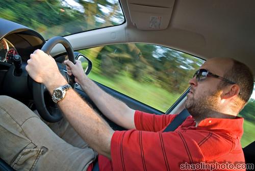 ShaolinTiger in the Subaru S-GT 2.0 Turbo