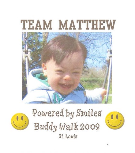 Team Matthew shirt