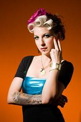 Amanda Rude (grahamcase) Tags: orange amandarude