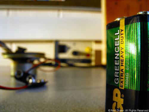 Gold Peak Battery