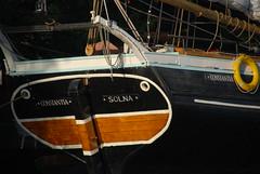 Back of the boat (Let Ideas Compete) Tags: wood sailboat boat wooden barco barcos sweden stockholm spirit soul essence scandinavia stern rigging solna bt scandinavian segel segelbt constantia btar sthm stkhm soulofstockholm spiritofstockholm