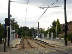 Picture of Dundonald Road Tram Stop