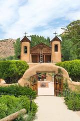 Sanctuario de Chimaya (Laveen Photography (aka cyclist451)) Tags: newmexico church architecture shrine faith chapel nm healing pilgrimage romancatholic chimayo