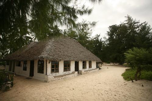 Paje Ndame Village bungalow
