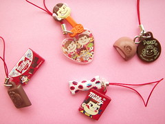 Kawaii Cute Peko Chan Sweets Strap Keychain Charm Collection (Kawaii Japan) Tags: red food anime cute girl smile smiling cake mobile japan shop shopping asian toys happy japanese miniature diy store nice strawberry keychain keyring pretty phone candy little chocolate character small adorable cellphone craft mini charm cutie goods mascot collection commercial stuff kawaii fancy strap sweets treat collectible lovely cuteness supplies goodies milky choco crafting pekochan japanesegirl fakefood zakka fujiya peko pokochan japanesestore pecochan cawaii japaneseshop kawaiigoods fancyshop kawaiistuff kawaiishopping kawaiigoodies kawaiijapan kawaiistore kawaiishop japanesekawaii kawaiishopjapan