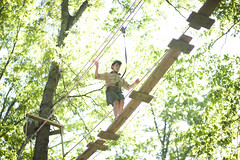 Loco Ropes at Ozark Folk Center State Park