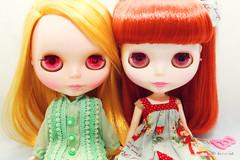Pink eyes Girls :-)
