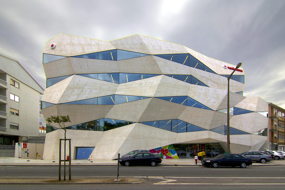 The Worlds Newest Photos Of Edificio And Vodafone Flickr Hive Mind - Vodafone-head-office-portugal