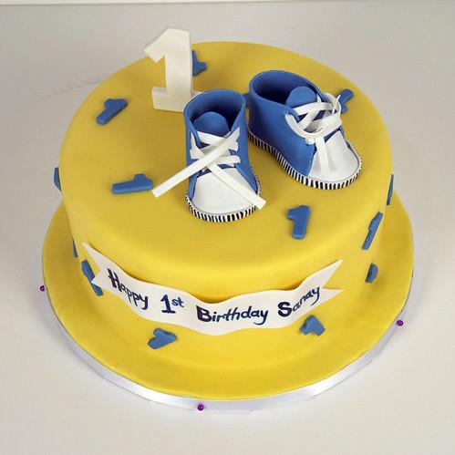 Baby Boy 1st Birthday Cake Toronto A Photo On Flickriver