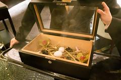 8:47 pm, February 13, The Tasting Room  (yusheng) Tags: travel foodporn macau michelin frenchfood michelin1star foursquare:venue=4f8a99a4e4b0abaa03bb6836
