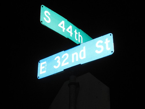 44th Ave S at 32nd St E