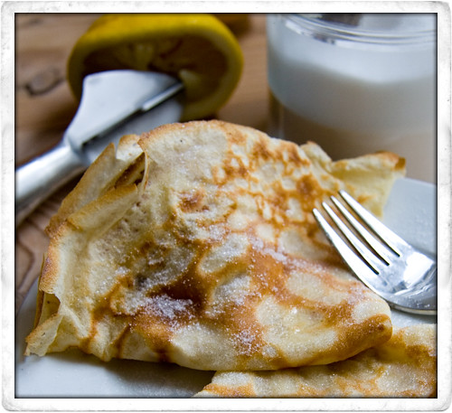 :: Basic Pancake Recipe