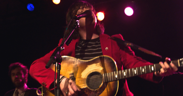 Ben Kweller live on this tour by Flickr user Eytonz, used under Creative Commons license