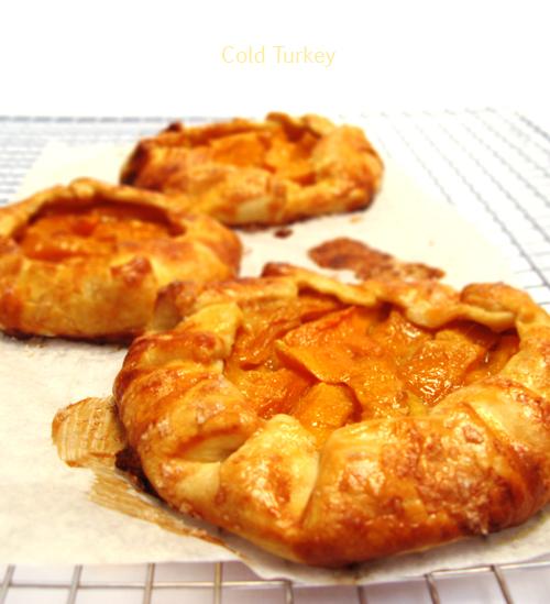 Mango Galettes