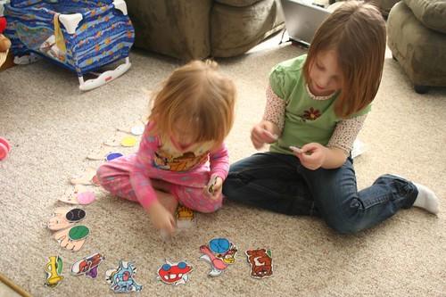 Time 4 Felt: Preschool Pals Review