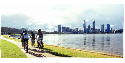 WA South Perth Foreshore, by Tourism Australia