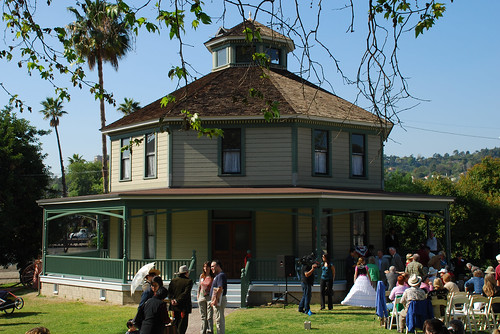 Longfellow-Hastings Octagon House, Heritage Square Museum