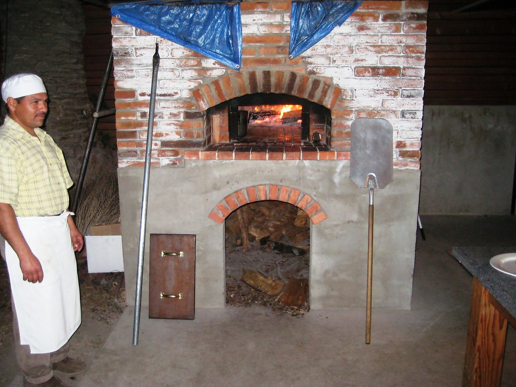 Woodfired Oven - RDP