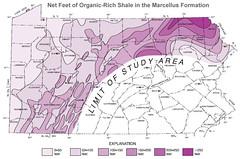 Marcellus Shale, PA