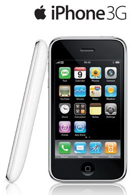 Apple iPhone 3G by Maxis in Malaysia