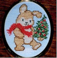 Lapin de Noël Vervaco