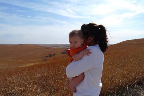 Jessa & Jack at Konza