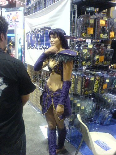 world of warcraft night elf. WoW Night Elf Girl