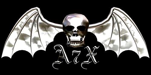 View A7X Logo  Gif