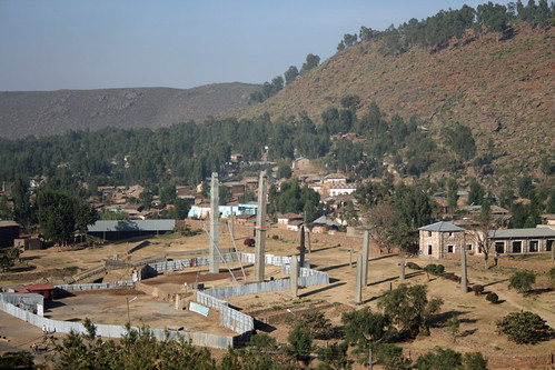 Axum and the stele field