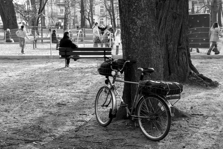 Park / Oldschool bike