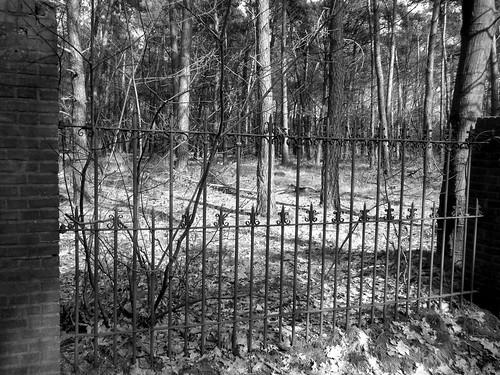 's-Heerenvijvers- Fence