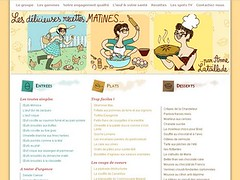 Recettes Matines - Anne Lataillade