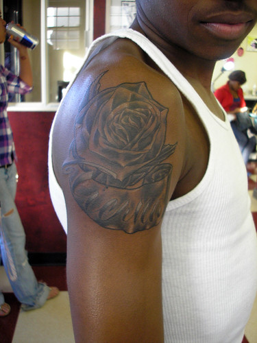 African American Tattoos (Group)
