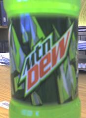 Mtn Dew (Mutton Dew?!)