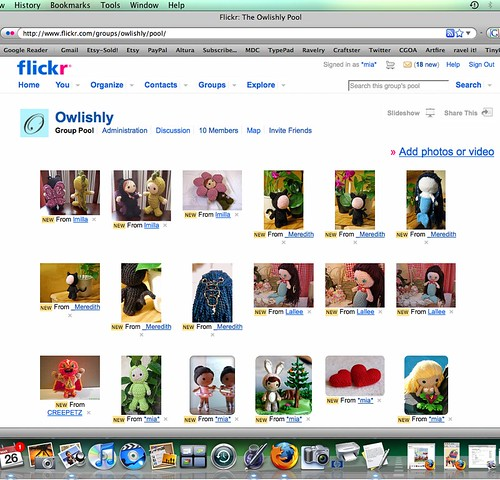 Owlishly Group on Flickr