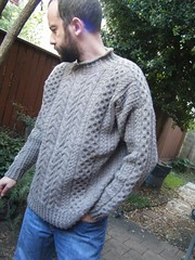 Aran jumper - Wikipedia, the free encyclopedia