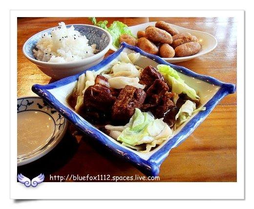 090308金山塔帕笠屋07_單點紹興爌肉&芋泥酥