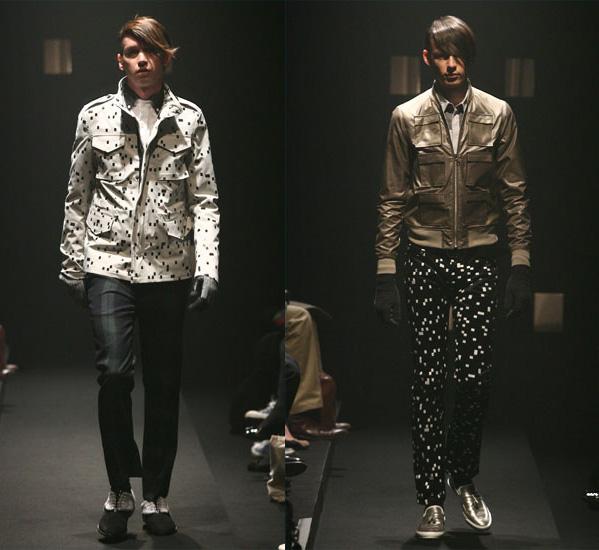 Japan Fashion Week in Tokyo, Heath