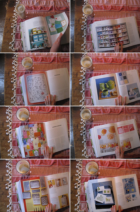 new! martha stewart's new encyclopedia of crafts book
