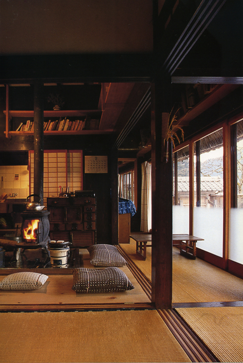 Japanese country interior - lo res
