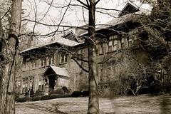 old school (Ed Brodzinsky) Tags: bw newyork architecture centralnewyork newyorkstate ithaca backwhite visipix edbrodzinsky