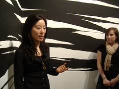 Sun Kwak Artist Talk for 1st Fans at Brooklyn Museum