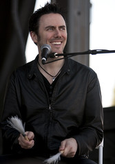 Glen Power of The Script (Domain Barnyard) Tags: vegas music rock concert lasvegas nevada band event sing singer f28 135mm muscian tingey 941 domainbarnyard petapalooza canoneos40d thescript mix941 glenpower samboydstadiumsstarnurseryfield