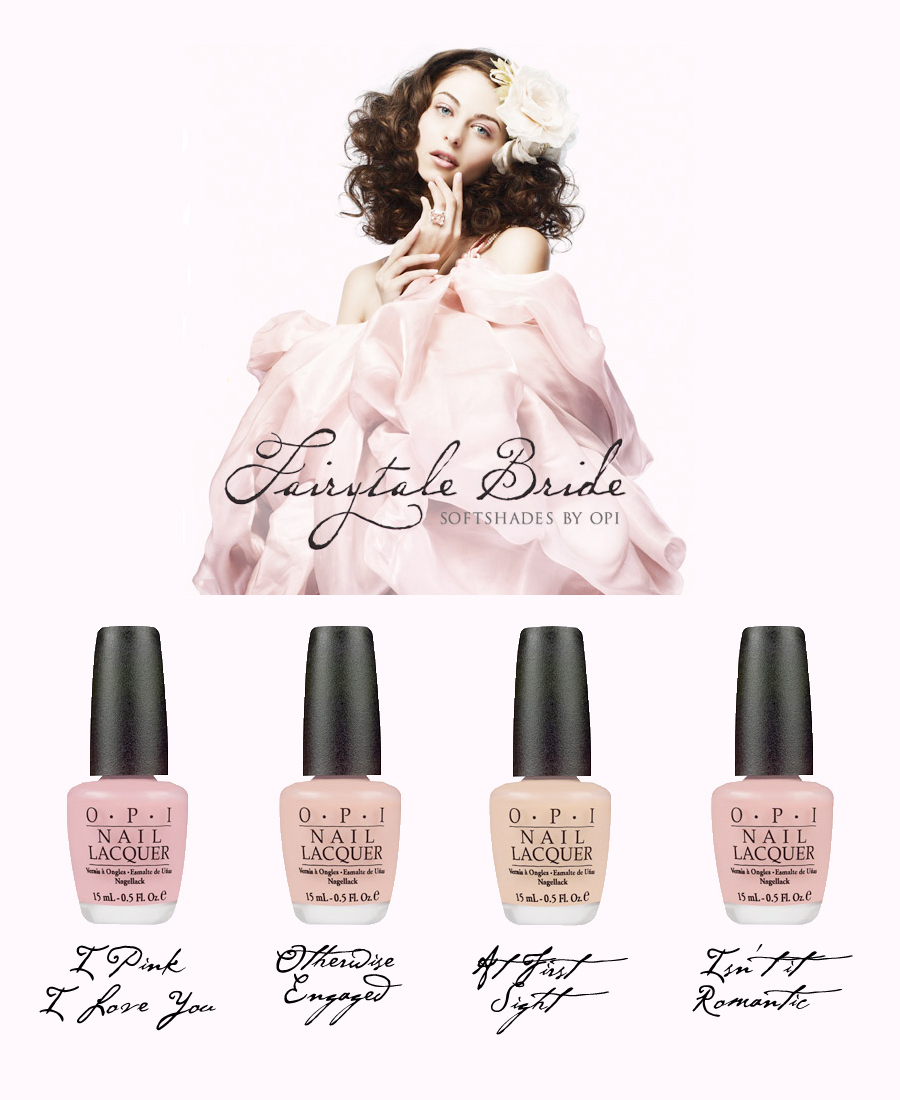 Wedding Nail Color Shades That Add Romance