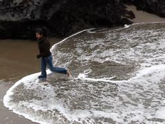 Wave Runner (texasclark) Tags: sanfrancisco goldengatebridge bakerbeach