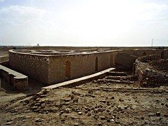 the ancient city of Ur (bolshevik_revolution) Tags: city archaeology stone dead ancient quiet sad empty iraq great ruin middleeast abraham gone forgotten memory once ur lifeless sumerian sumeria