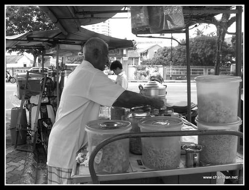 kacang putih seller