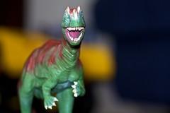 Ceratosaurus (ajcook) Tags: dinosaur experiment ef70200mmf4lisusm